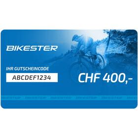 Bikester Gift Voucher CHF 400